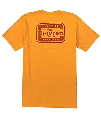 Brixton Short-Sleeve Quill Graphic T-Shirt