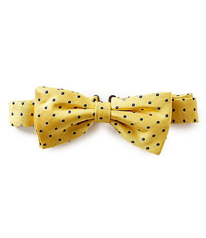 Brooks Brothers Boys Dotted Bow Tie