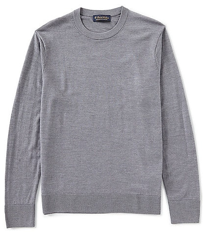 Brooks Brothers Easy Care Merino Wool Sweater
