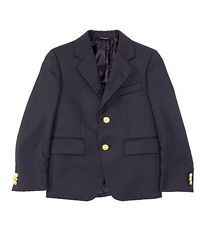 Brooks Brothers Little/Big Boys 2-20 Classic Blazer