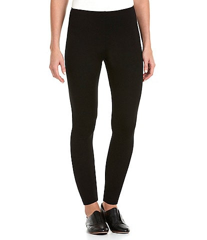 Bryn Walker Basic Thick Ponte Slim Leggings