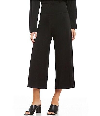 Bryn Walker Ella Wide Leg Culotte Pants