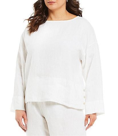 Bryn Walker Plus Size Artist Shirt