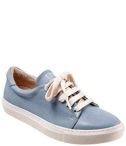 Bueno Rascal Leather Lace-Up Sneakers