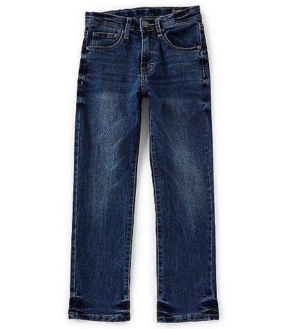 Buffalo David Bitton Big Boys 8-20 Driven Relax Straight Jeans