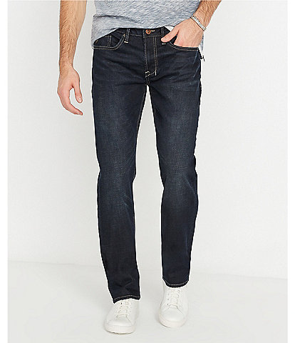 Buffalo David Bitton Six-X Rinse Slim Fit Jeans