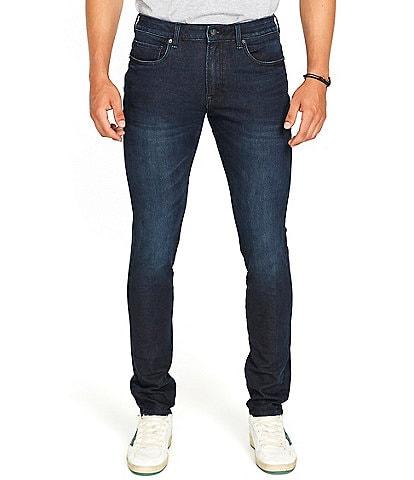 Buffalo David Bitton Skinny Max Fit Dark Wash Jeans