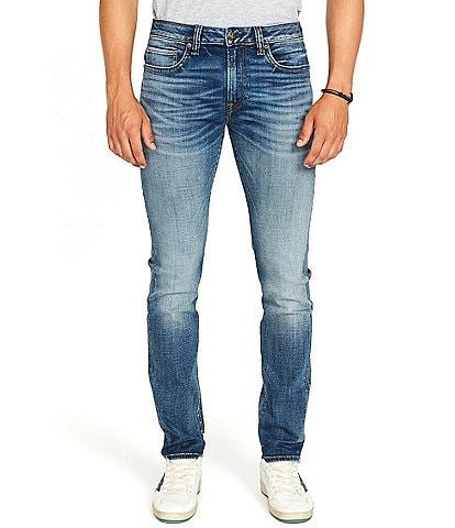 Buffalo David Bitton Slim Ash Recycled Materials Jeans