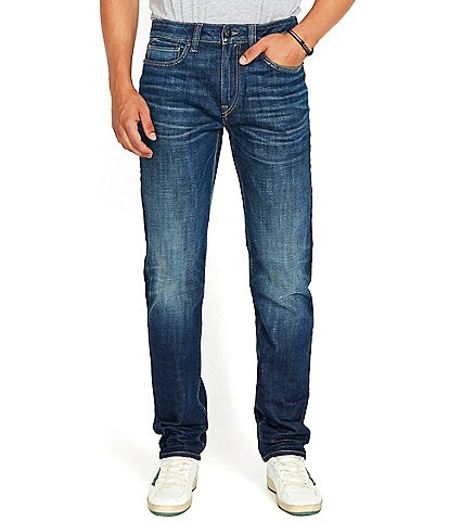 Buffalo David Bitton Tapered Ben Relaxed Straight Jeans