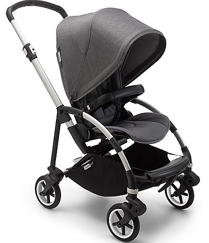 Bugaboo Bee 6 Compact City Stroller - Aluminum Chassis