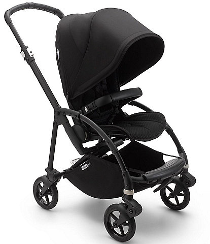 Bugaboo Bee 6 Compact City Stroller - Black Chassis