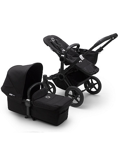 Bugaboo Core Donkey 3 Mono Convertible Stroller - Black Chassis