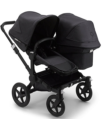 Bugaboo Refined Donkey 3 Duo Convertible Double Stroller - Mineral Collection