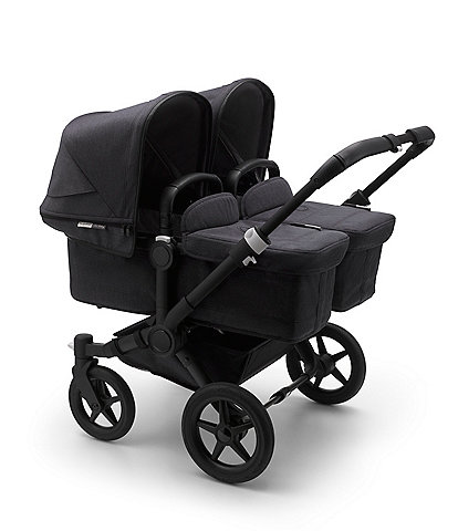 Bugaboo Refined Donkey 3 Twin Convertible Double Stroller - Mineral Collection