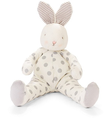 Bunnies By The Bay 14#double; Big Bloom Dotted Buddy Bunny Plush