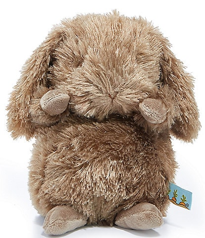 Bunnies By The Bay 7#double; Wee Brownie Bunny Plush