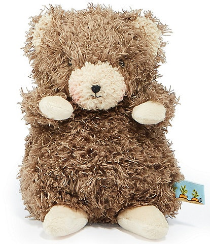 Bunnies By The Bay 8#double; Wee Wee Cubby the Bear Plush