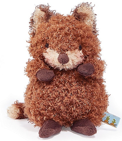 Bunnies By The Bay 8#double; Wee Wee Foxy the Fox Plush