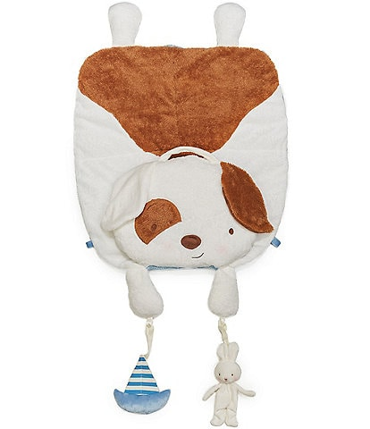 Bunnies By The Bay Baby Boys Skipit Puppy Play Mat 3-in-1