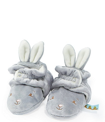 Bunnies By The Bay Baby Newborn-6 Months Hoppy Feet Bootie Slippers