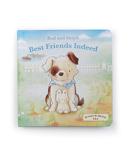 Bunnies By The Bay Best Friends Board Book