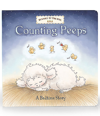 Bunnies By The Bay Counting Peeps Book