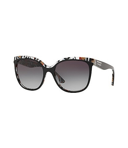 Burberry Be4270 Butterfly Sunglasses