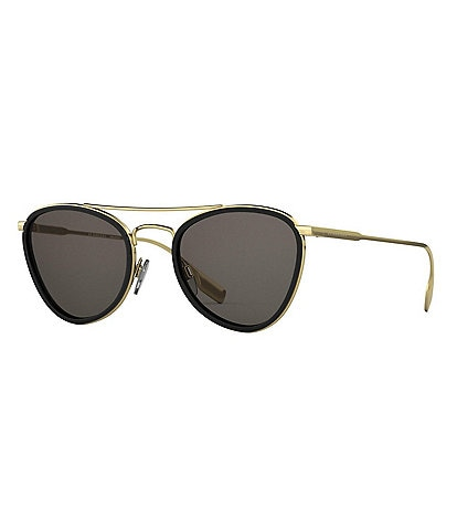 Burberry Modified Aviator Sunglasses