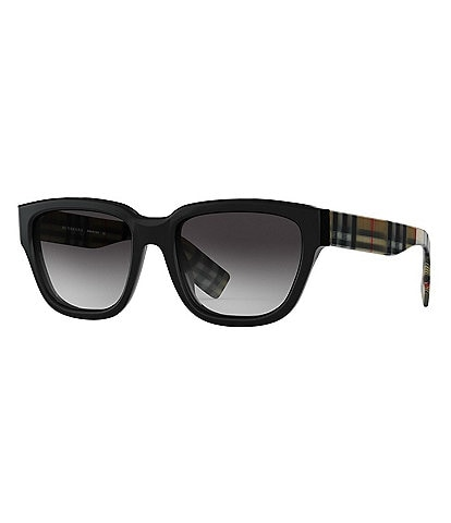 Burberry Square Polarized Frame Sunglasses