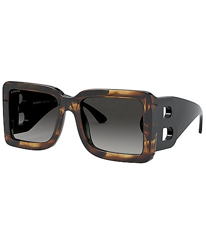 Burberry Women's Be4312 Square 55mm Sunglasses