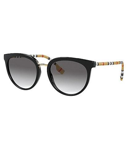 Burberry Women's Cat Eye 54mm Sunglasses