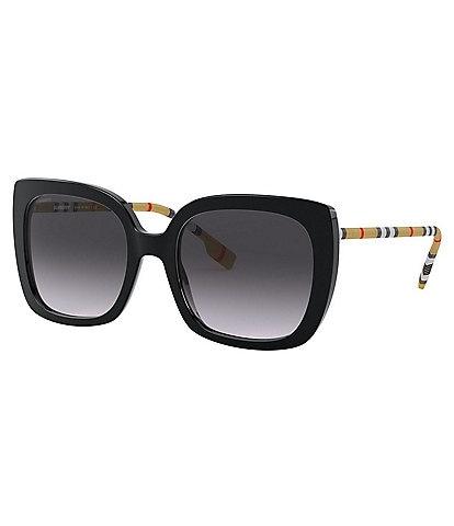 Burberry Women's Square 54mm Sunglasses