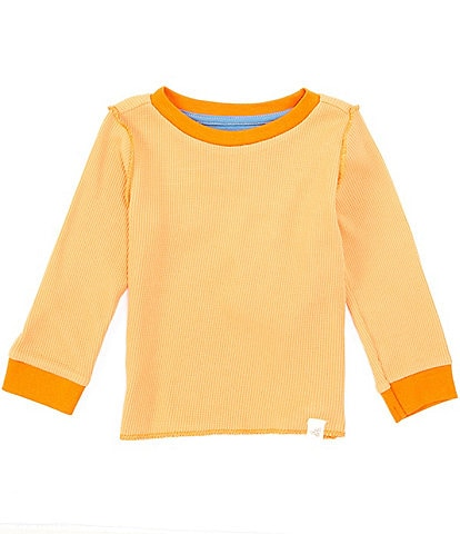Burt's Bees Baby Boys Newborn-24 Months Long-Sleeve Thermal Tee