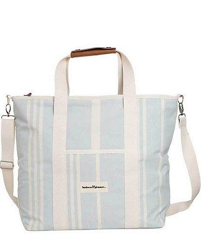 business & pleasure Cooler Tote Bag