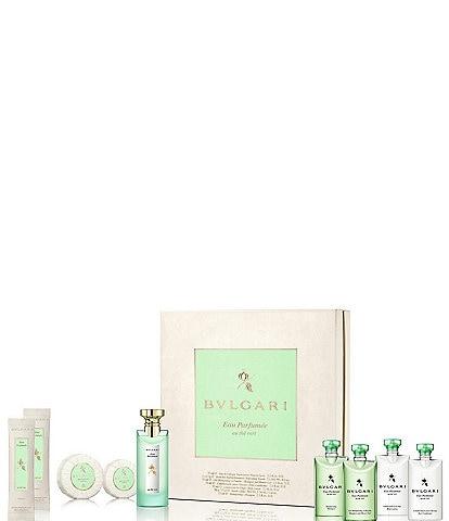 Bvlgari Eau Parfumee Au The Vert Gift Set