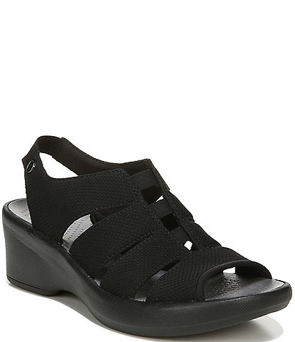 Bzees Finale Wedge Sandals