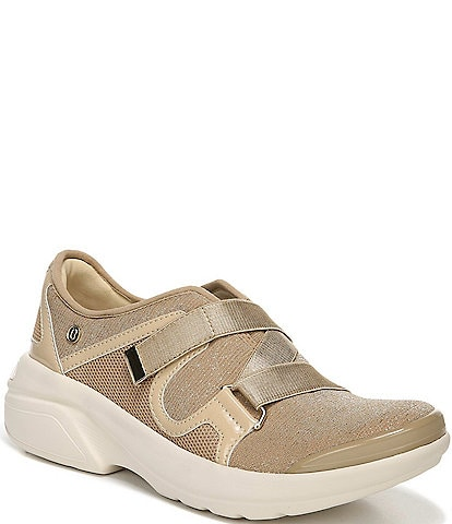 Bzees Offbeat Fabric Mesh Sneakers