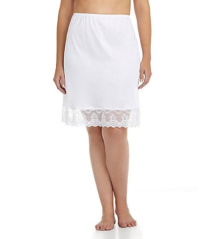 Cabernet Plus Chopper Half Lace Slip