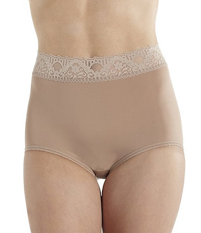 Cabernet Seamed To Fit Stretch Full Brief Panty