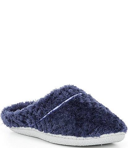 Cabernet Textured Terry Clog Slipper