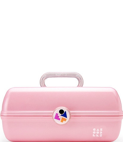 Caboodle On the Go Girl Pink Sparkle Carry Case