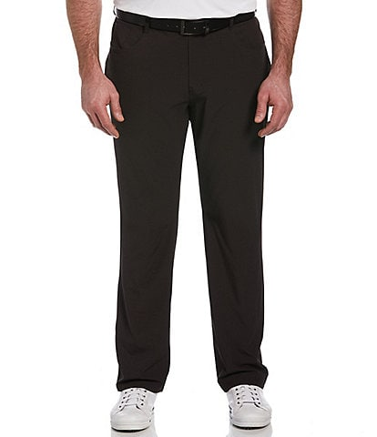 Callaway Big & Tall Flat-Front Stretch Pants