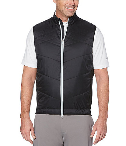 Callaway Golf Big & Tall Thermal Performance Quilted Full-Zip Puffer Vest