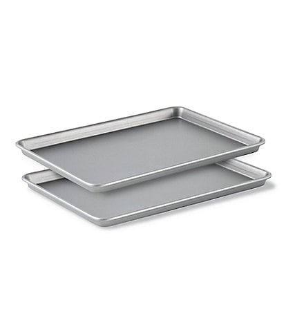 Calphalon Nonstick Bakeware 2-Piece Baking Sheet Set
