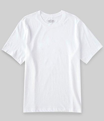 Calvin Klein Big & Tall Cotton Classic Short Sleeve Crew Neck T-Shirts 3-Pack