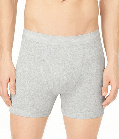 Calvin Klein Cotton Classic 3-Pack Boxer Briefs