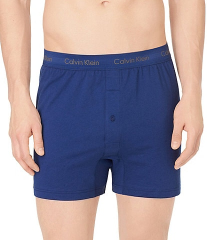 Calvin Klein Cotton Classic 3-Pack Knit Boxers