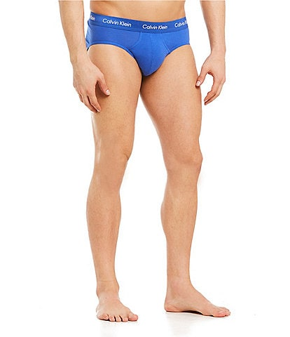Calvin Klein Cotton Stretch 3-Pack Hip Briefs