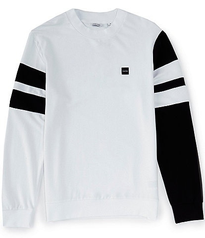 Calvin Klein Double Bar Stripe Sweatshirt