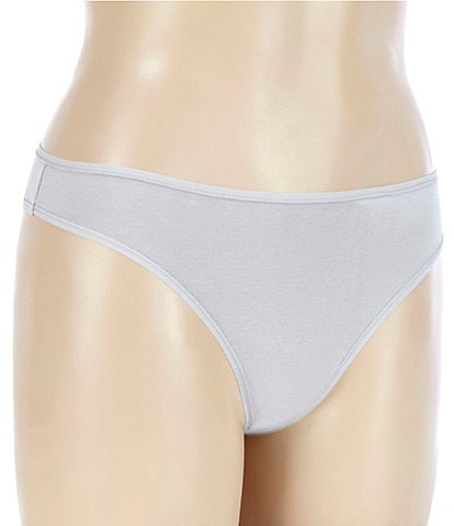 Calvin Klein Form Cotton Thong